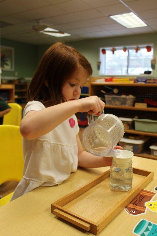 College Station Montessori Preschool 6
