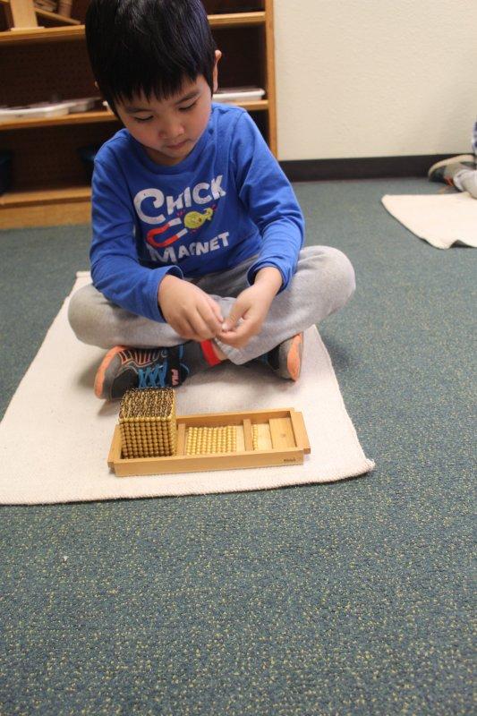 College Station Montessori Preschool 7