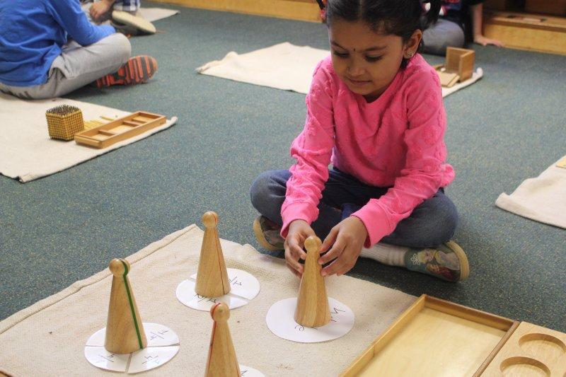 College Station Montessori Preschool 10