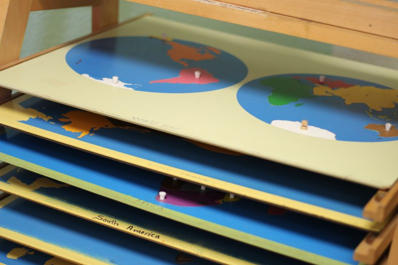 College Station Montessori Preschool 15