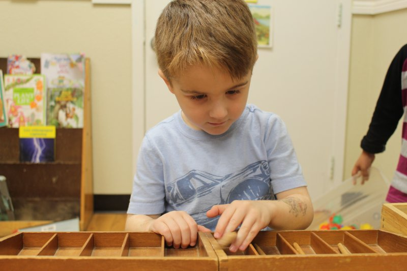 College Station Montessori Preschool 19