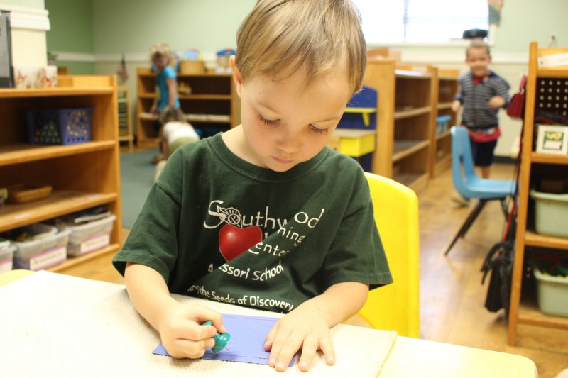 College Station Montessori Preschool 22