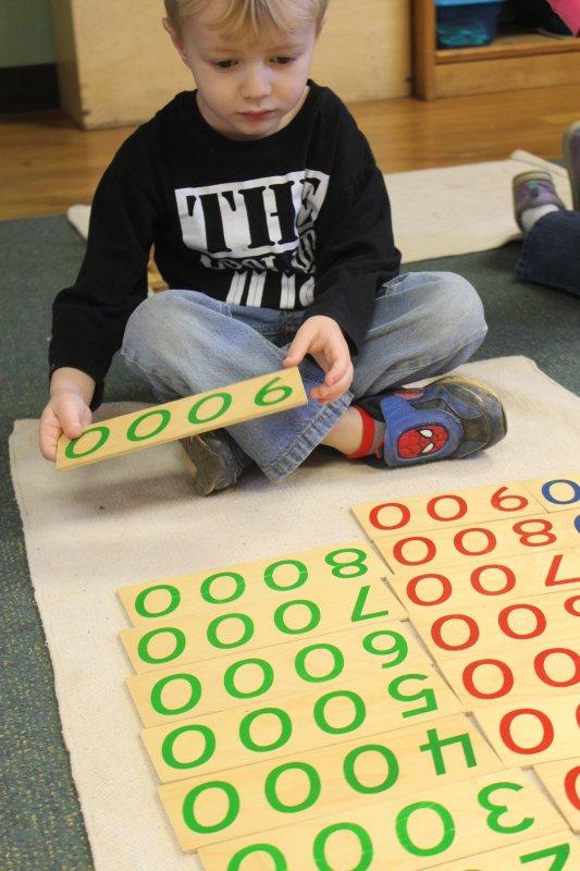 College Station Montessori Preschool 24